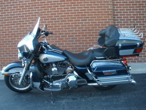 2002 Harley-Davidson ElectraGlide UltraClassic
